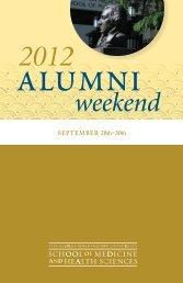 September 28th-30th - George Washington University Medical Center