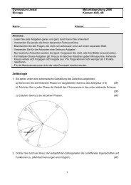 Biologie 4AB 4B 2006.pdf - Gymnasium Liestal