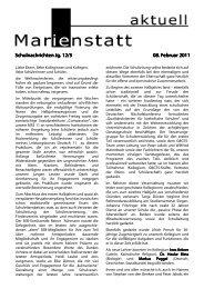 Schulnachrichten Jg. 12/5 Schulnachrichten Jg. 12/5 08. Februar ...