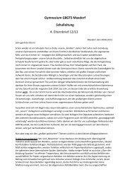 4. Elternbrief 2012/2013 vom 30. Juni - Gymnasium Maxdorf