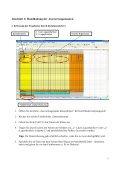 Ausführliche Bedienungsanleitung Auswertungsmasken 2006 - Seite 5
