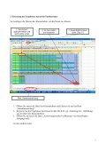 Ausführliche Bedienungsanleitung Auswertungsmasken 2006 - Seite 7