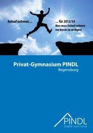 Privat-Gymnasium PINDL