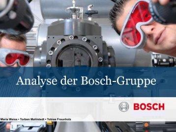 Bosch - Gymnasium Puchheim