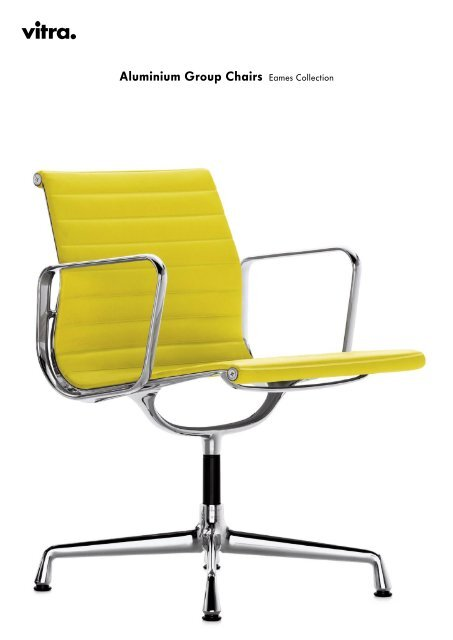 Aluminium Group Chairs Eames Collection