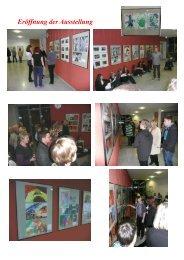 Eröffnung der Ausstellung - Gymnasium Werdau