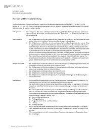 Absenzen- und Dispensationsordnung - Gymnasium Neufeld