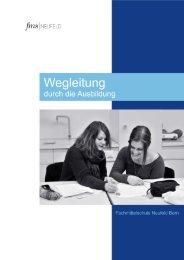 Wegleitung durch die Ausbildung - Gymnasium Neufeld