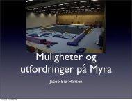 Jacob Bie-Hansen - Norges gymnastikk og turnforbund
