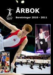 Årbok 2010-2011.pdf - Norges gymnastikk og turnforbund