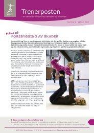 Forebygging av skader.pdf - Norges gymnastikk og turnforbund