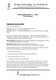 Infoskriv nr.2 2012 turn kvinner.pdf - Norges gymnastikk og ...
