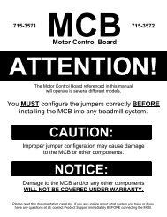 MCB Caution Booklet