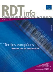 Textiles européens Textiles européens - Grado Zero Espace Srl