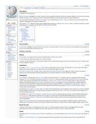Wikipedia Oricalco