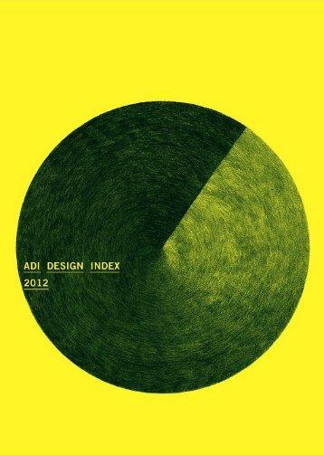 ADI Design INDEX 2012 - 29 March 2013 - Grado Zero Espace Srl