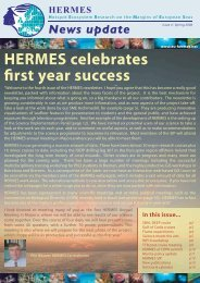HERMES celebrates first year success