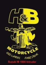 H&B - H & B Motorcycle