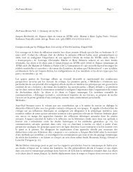 Page 1 H-France Review Vol. 11 (January 2010), No. 3 Jacques ...