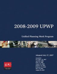 2008-2009 UPWP - Houston-Galveston Area Council