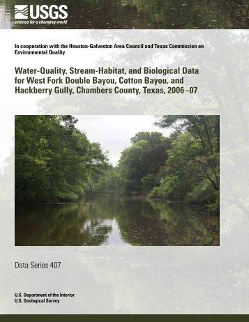 Report PDF (2.7 MB) - the USGS