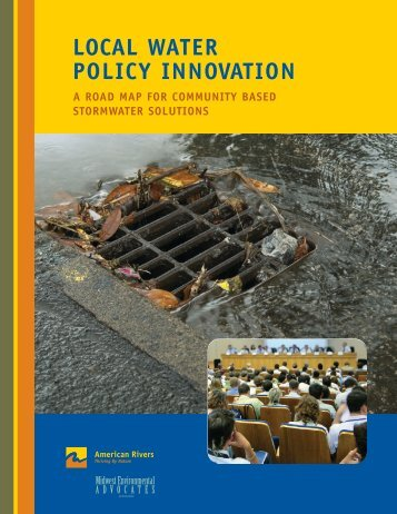 Local Water Policy Innovation - American Rivers