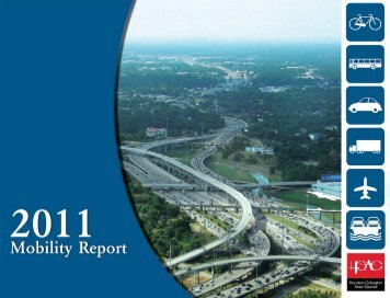2011 Annual Mobility Report - Houston-Galveston Area Council