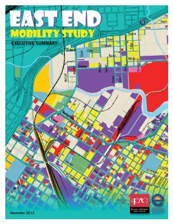 East End Mobility Study (Executive Summary and full-report)