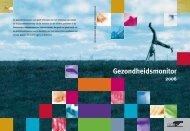Gezondheidsmonitor 2006 - GGD Zuid-Holland Zuid
