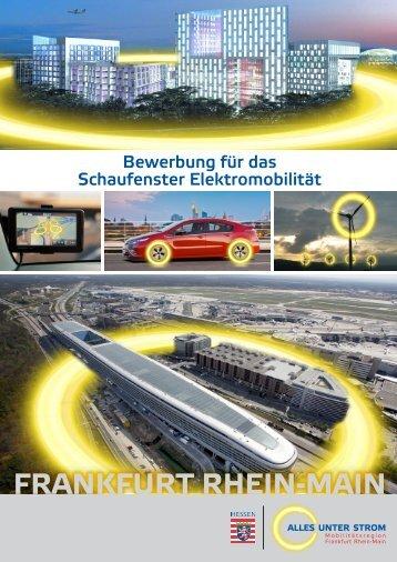 FRANKFURT RHEIN-MAIN - Strom Bewegt - Hessen