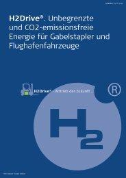 H2Drive®. Unbegrenzte und CO2-emissionsfreie Energie ... - H2 Logic