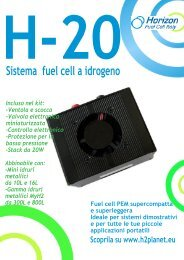 Brochure H-20 Front-N - H2Planet