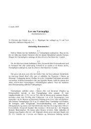 Værnepligtsloven 1869. - H 58