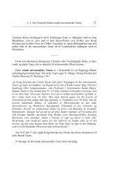 §. 1. Om Trinitatis Kirkes runde astronomiske ... - H 58 - Albertslund