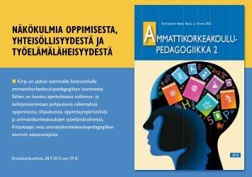 kirja - HAAGA-HELIA ammattikorkeakoulu