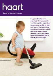 Guide to buying a house - Haart