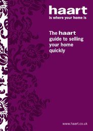 The guide to selling your home quickly - Haart