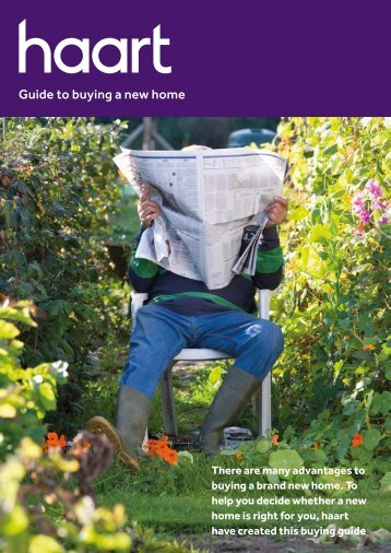 Guide to buying a new home - Haart