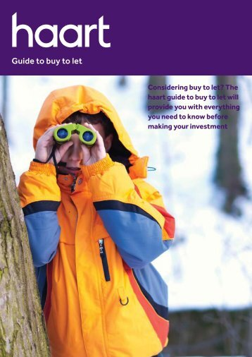 Guide to buy to let - Haart