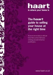 The guide to selling your house at the right time - Haart