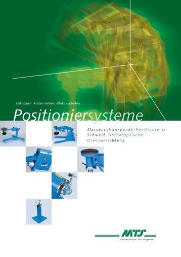 Positioniersysteme - HABA HÄHNLE GmbH