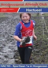Clubblad april 2012 - Hac '63