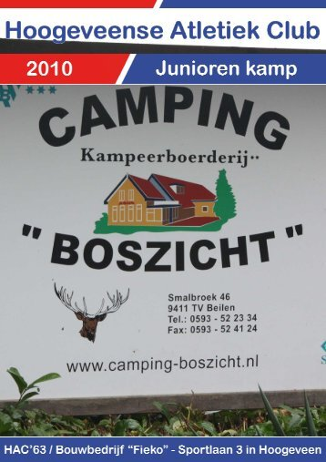 Juniorenkamp 2010 - Hac '63