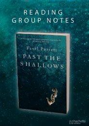 READING GROUP NOTES - Hachette Australia
