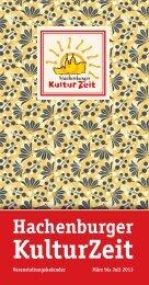 downloaden - Hachenburger-Kulturzeit