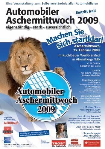 Automobiler Aschermittwoch 2009 - Autohaus