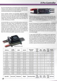 X-Pro Controller - Hacker Brushless Motors