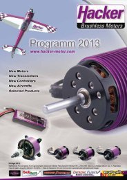 Download Hacker Programm 2013 - Hacker Brushless Motors
