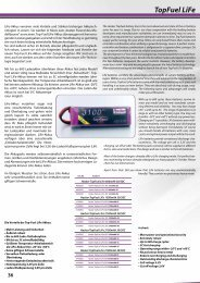 TopFuel LiFe - Hacker Brushless Motors