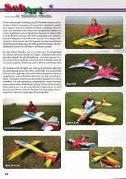 Diese hochwertigen Kunstflug und 3D-Modelle wurden von Se ...